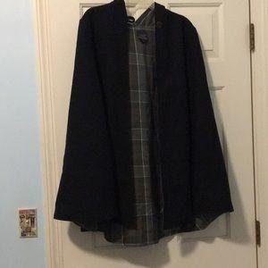 Outlander reversible cloak